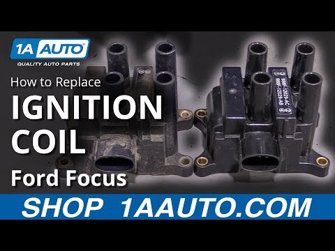 How to Replace Ignition Coil 00-04 Ford Focus