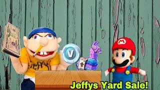 SML Parody: Jeffys Yard Sale!