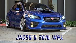 Jacob's 2016 Subaru WRX