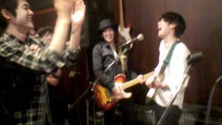 七研OBライブ2012のストロークスだよ.