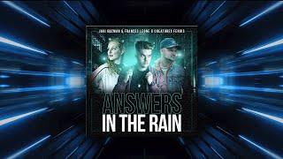 Javi Guzman & Frances Leone x Creatures Ferris -  Answers in the Rain (Lyric Video )