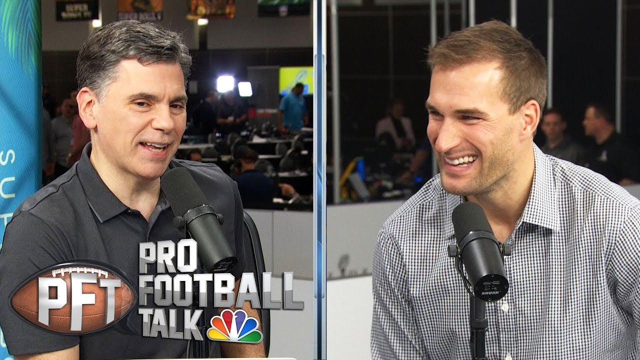 Kirk Cousins details how season turned around (FULL INTERVIEW) | Pro Football Talk | NBC Sports