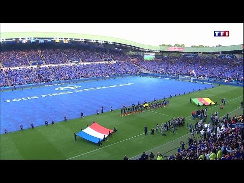 Préparation Euro 2016 Match entier : France - Cameroun
