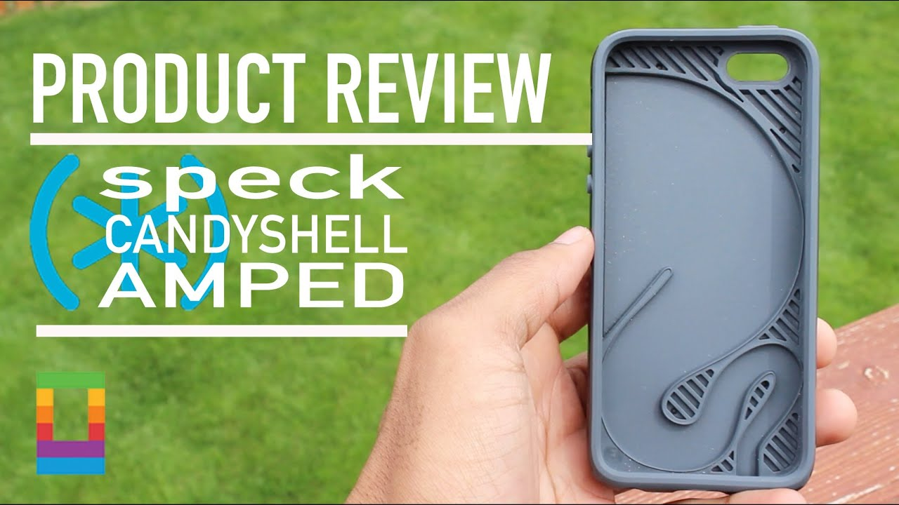 meet 21d3e f8fa1 Product Review: Speck's CandyShell AMPED iPhone Case