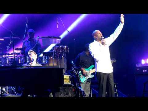 Israel Houghton, Alpha and Omega (The King's Men Tour)