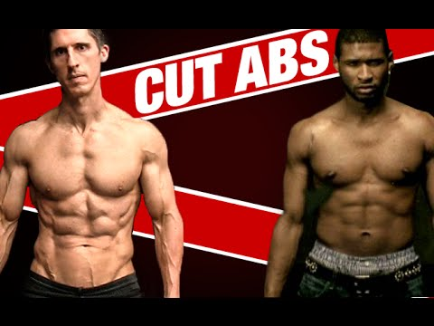"Get ""Cut"" Abs  (USHER'S TOP AB EXERCISE)"