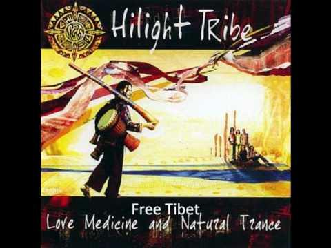 Hilight Tribe - Free tibet -
