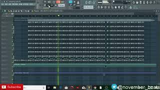 Stargazing- Travis Scott FLP Remake FL Studio (FREE FLP DOWNLOAD)