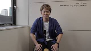 FLOW 『Fighting Dreamers』Personal Ineterview by KEIGO