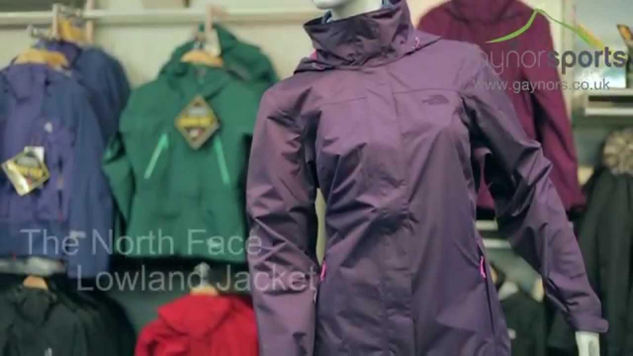 Gaynors Lowland co uk Face Youtube The North Jacket U7Ivw