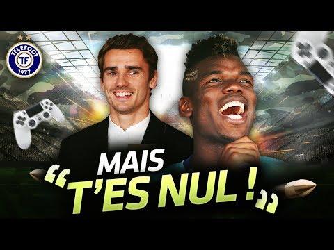 Pogba se fait chambrer, Neymar en Premier League ? Thauvin déprimé - La Quotidienne #371