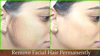 Remove Facial Hair & Get Smooth,soft, fairskin Naturally - 100%effective DIY