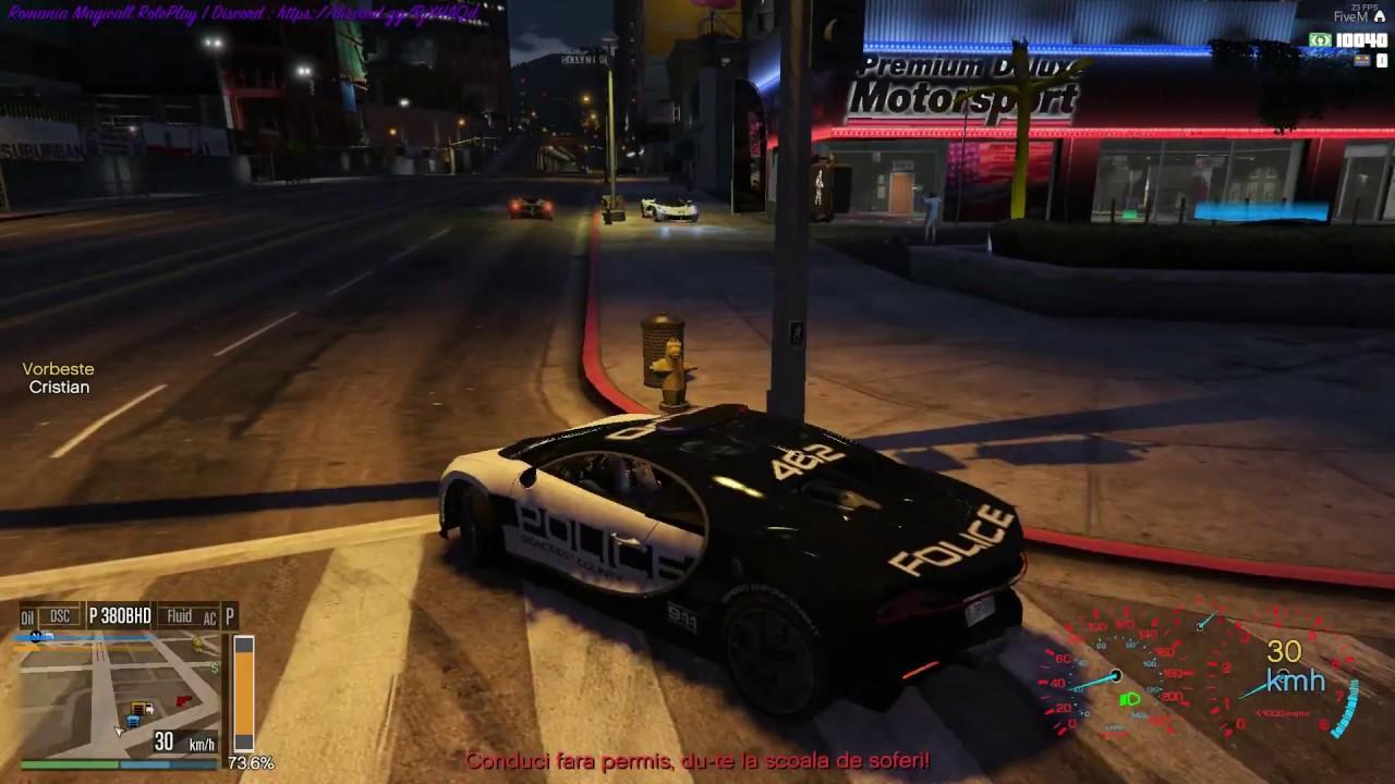 GTA 5 FiveM RP | Mod Menu Trolling |