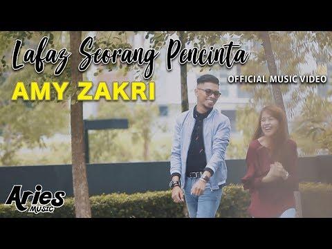 Free Download Amy Zakri - Lafaz Seorang Pencinta (official Music Video With Lyric) Mp3 dan Mp4