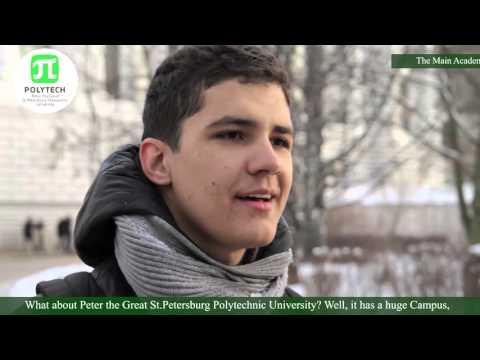 SPbPU Peter The Great St. Petersburg Polytechnic University