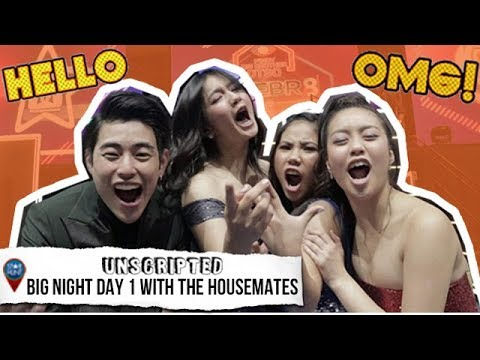 PBB Otso Housemates nagsama-sama na sa Big Night  Star Hunt Unscripted