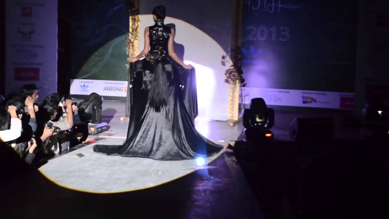 Merlin Wallpaper Hd Nift Fashion Show Delhi 2013 Kalpviram Youtube