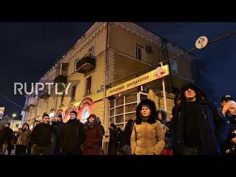 Russia: Photographs capture