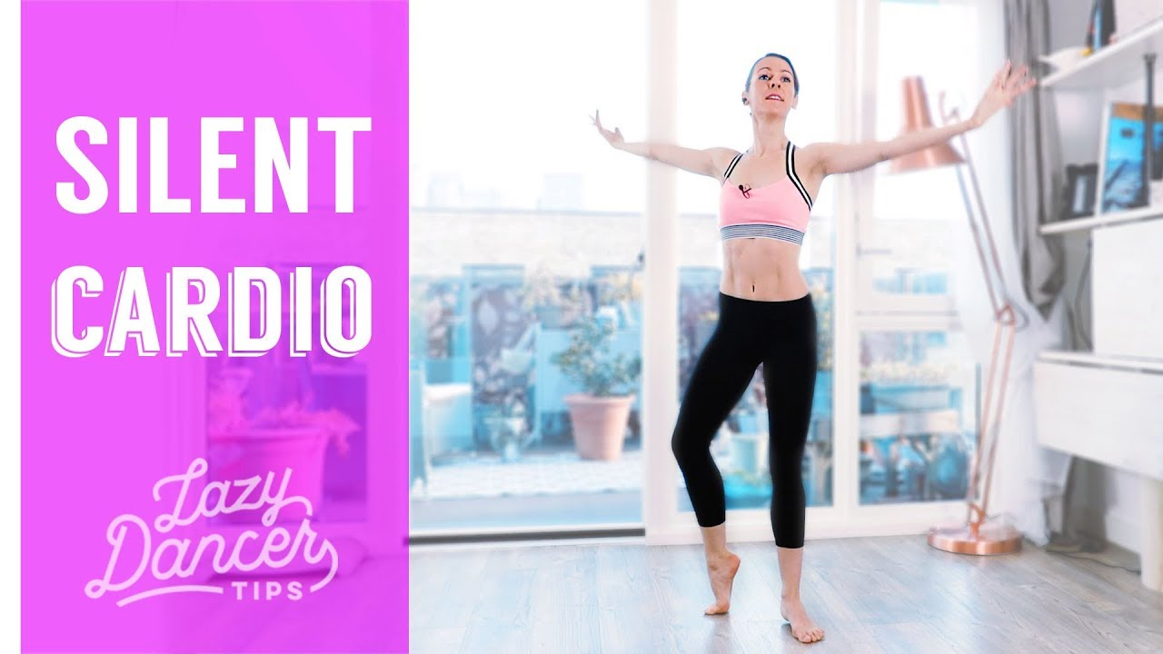 Apartment Friendly Ballet Cardio Workout So Quiet