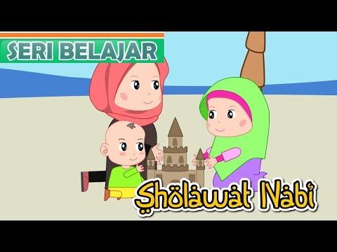 Sholawat Nabi Adem Dan Merdu Sekali Anak Islam Bersama Jamal Laeli