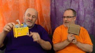 Baby Crib Box Card / Treat Box