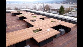 Exotic Garden Landscaping Design Ideas