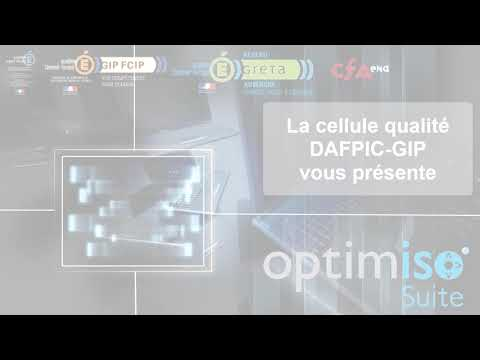 Tuto Optimiso Suite - Créer une procédure