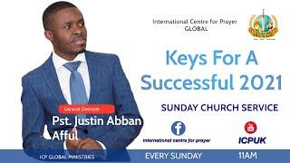 Sunday Service |Keys to Succes…