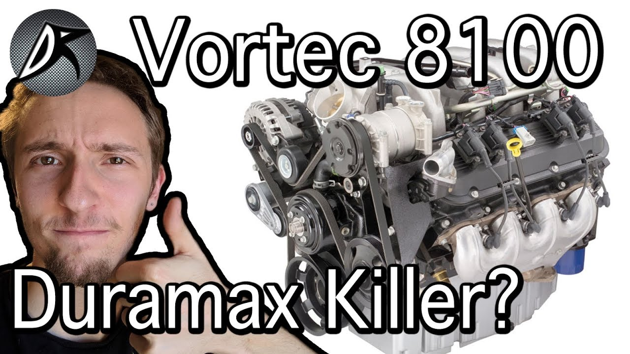 Vortec 8100: Everything You Want to Know