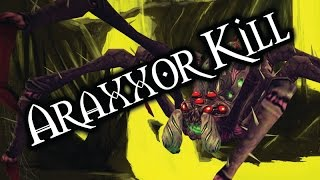 Runescape - Araxxor Kill!