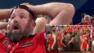 Perth WIldcats - Top 5 Fan Moments