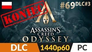 ASSASSIN'S CREED ODYSSEY PL  DLC #3 (odc.69 Koniec dodatku)  Finał historii pierwszego ostrza