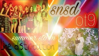 "How would Snsd ot9 sing ""summer storm"" by jessica (line distribution) - Stafaband"
