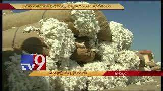 No MSP for cotton farmers - TV9