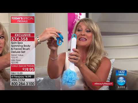 HSN | Beauty Report with Amy Morrison 10.26.2017 - 07 PM