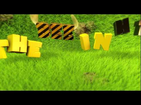 The Intro for TheBEEinHD | By 3vilsanta