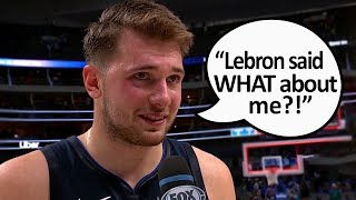 What NBA Players Are ACTUALLY Saying About Luka Doncic!!