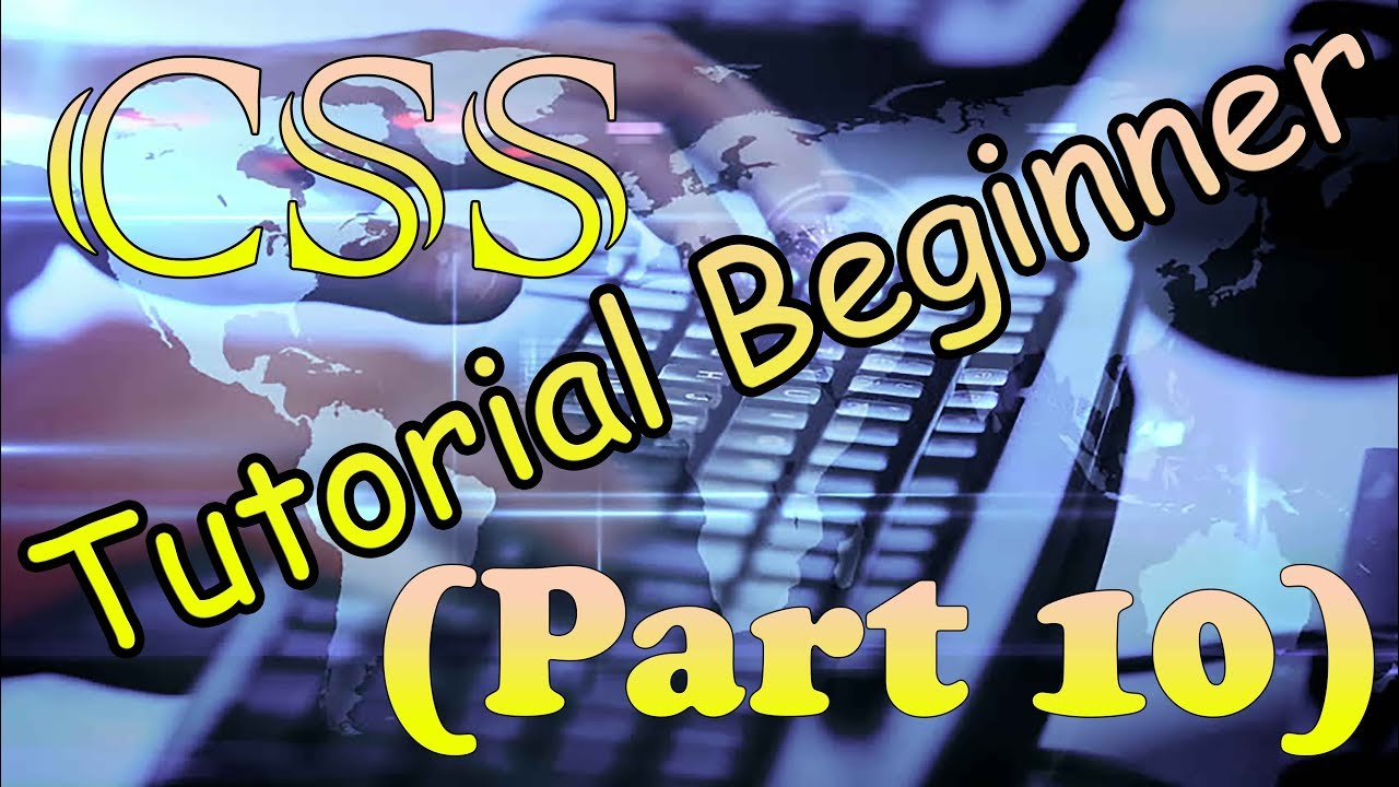 css tutorial for beginners pdf