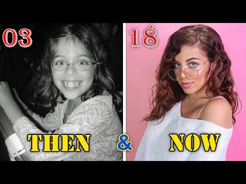 Baby Ariel Vs Liane V | Famous Instagram Stars | Then And Now 2018