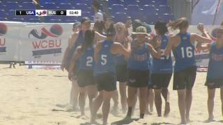 Maggie Ruden Layout Score  - USA Women - WCBU 2017 Women's Gold Medal Game