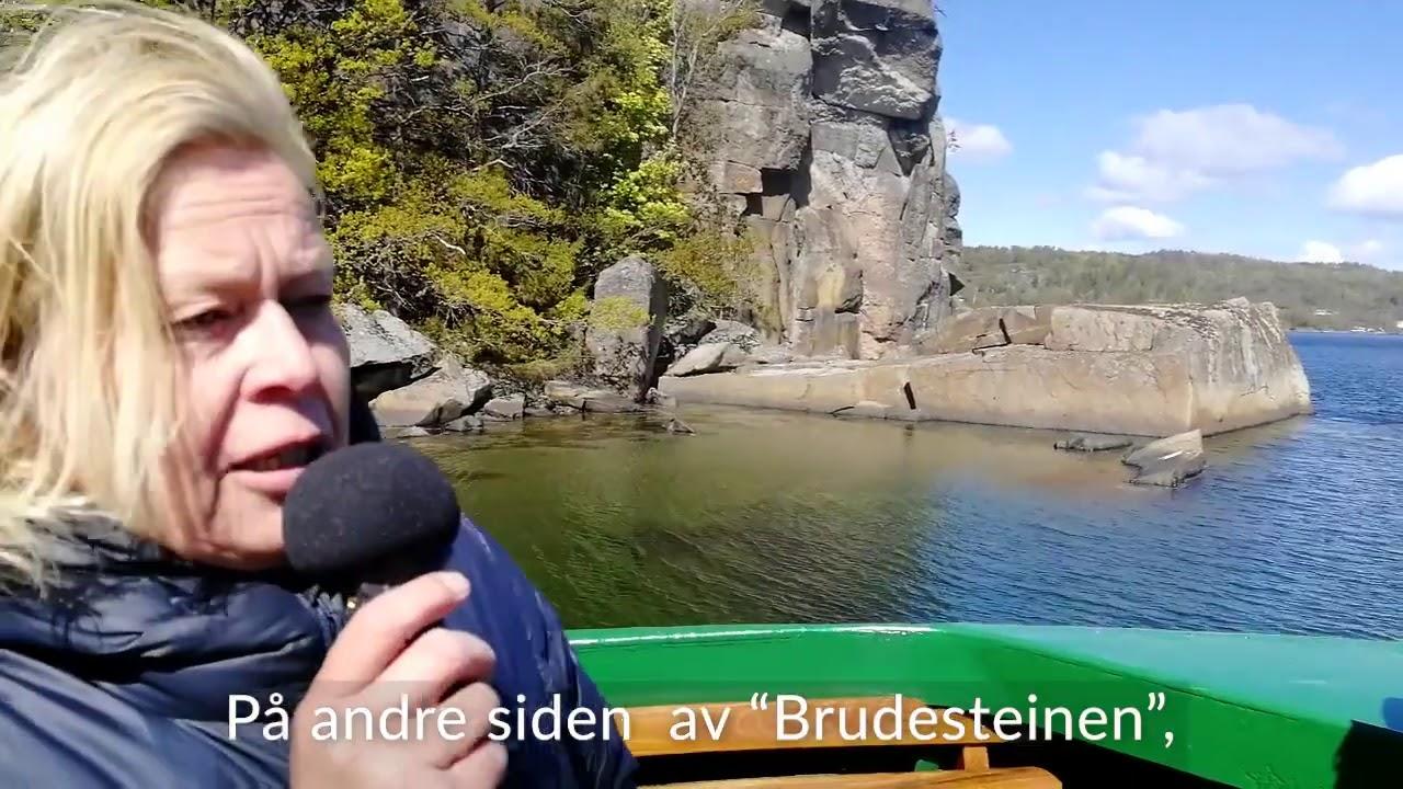 Brudestein og hvalskrotter