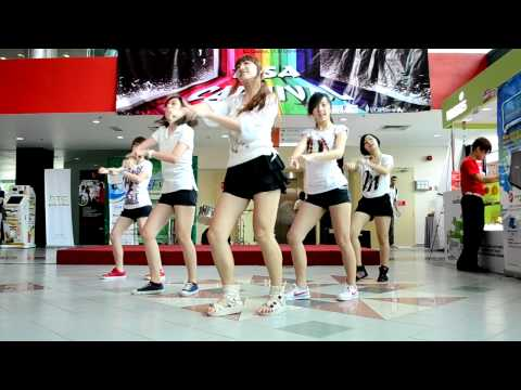 Wonder Girls - Be My Baby cover by Black Eyed Crew
