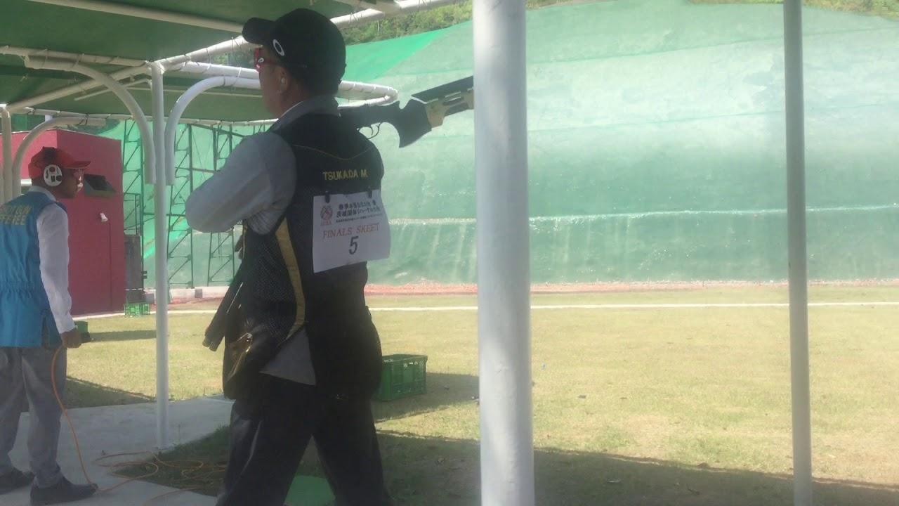 茨城 国体 ライフル 射撃