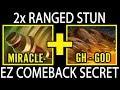 Intense 2x Ranged Stun MK Miracle ES Gh God Ez Comeback Secret Vs Liquid Dota 2 mp3