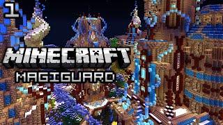 Minecraft: FROZEN IN TIME - Magiguard Kingdom #1