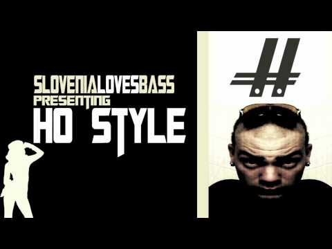 [Drum & Bass] HO Style - Exclusive Mix for Slovenia Loves Bass