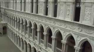 Дворец дожей в Венеции(Дворец дожей в Венеции Дворец до́жей в Венеции — великий памятник итальянской готической архитектуры..., 2015-04-22T20:17:50.000Z)