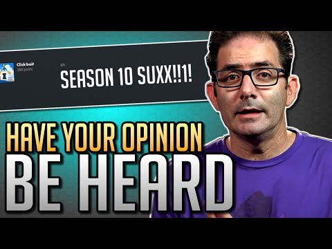 Have YOUR Voice Be Heard! | Overwatch