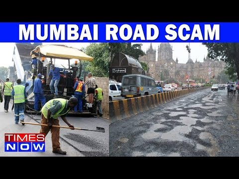BMC Road Scam: Contractors Have To Give A Cut Of 1.75% To The Standing Committee