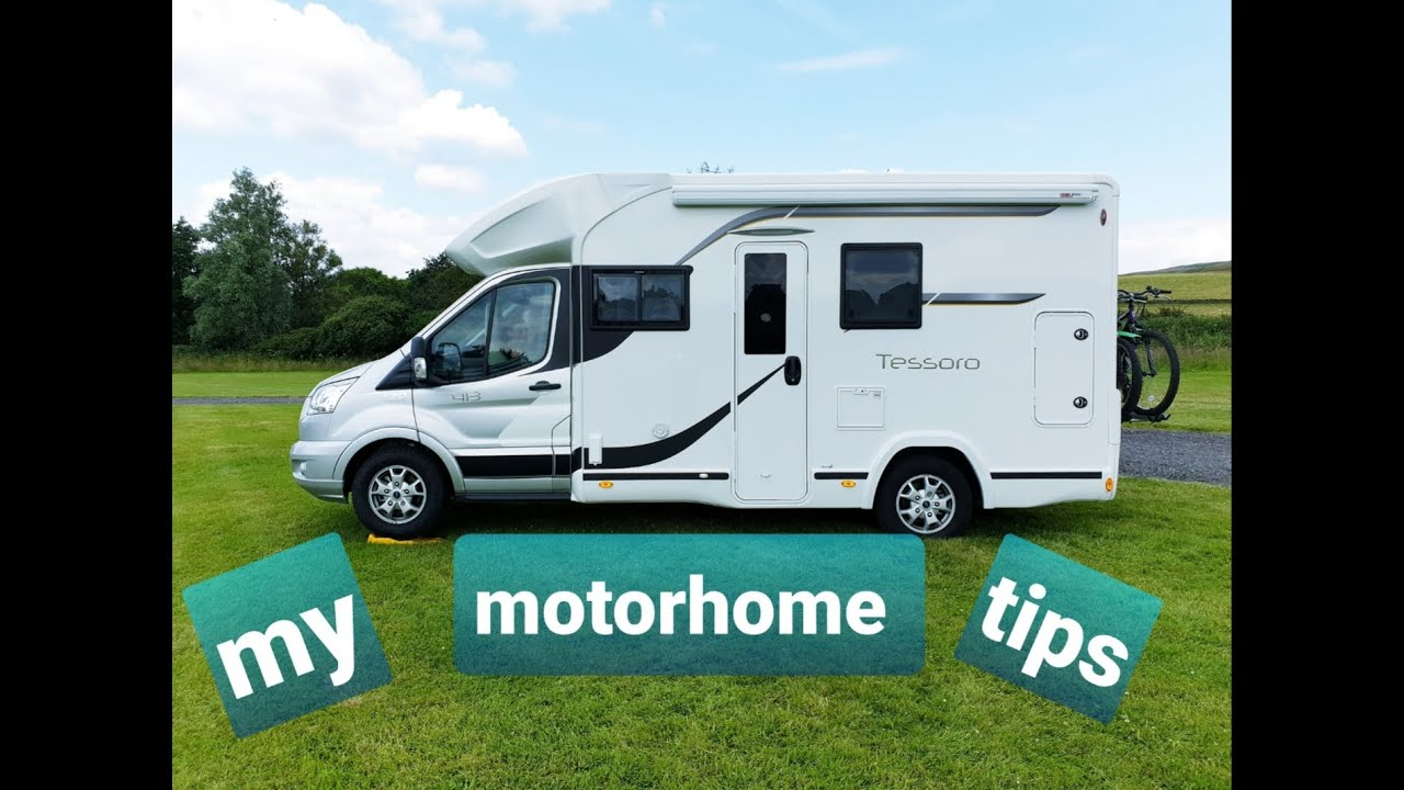 My Motorhome Tips - YouTube